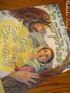 The best Easter story picture books. If you're looking for Biblical based children's books that reveal the true meaning of Easter, you've come to the right place. :-)