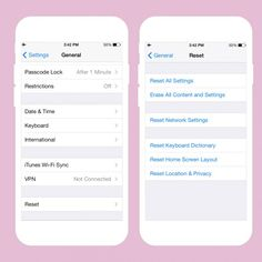 Bookmark this tech tip to see how to properly clear everything off of your iPhone.