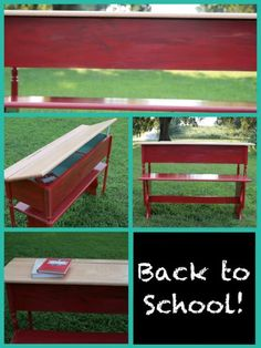 Flip Top Desk | Do It Yourself Home Projects from Ana White