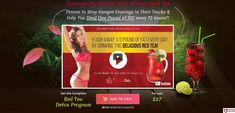 The Red Tea Detox - Huge New Weight Loss Offer For 2018! June Launch!