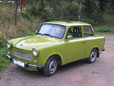 The Historical Significance of the Trabant Classic German Automobile Classic Motors, Classic Cars, East German Car, Automobile, Berlin Museum, Mens Toys, East Germany, Car Makes, Expensive Cars