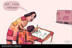 """""""El espía está de vuelta"""" por Elizabeth Araujo http://shar.es/SdhBt #Venezuela #Holanda #SOSVenezuela"""