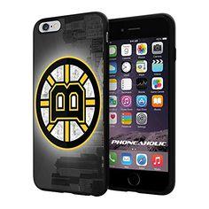 "NHL HOCKEY Boston Bruins Logo, Cool iPhone 6 Plus (6+ , 5.5"") Smartphone Case Cover Collector iphone TPU Rubber Case Black Phoneaholic http://www.amazon.com/dp/B00VTZEAZG/ref=cm_sw_r_pi_dp_0vHnvb0WNY147"