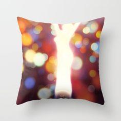 Luminous Maximus Throw Pillow