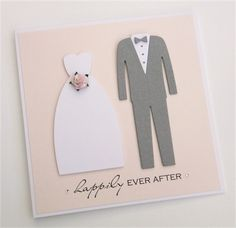 Wedding Card - Happily Ever After