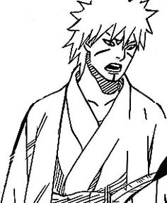 Abz-J-Harding — sakurras: Tobirama Senju | Naruto chapter 648