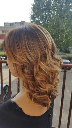 Wave hair