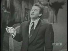 """Domenico Modugno  """"Nel Blu dipinto di Blu""""  Volare...oh oh....Cantare....oh ohh oh oh LOVE HIM!"""