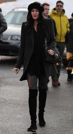 Liv Tyler in Park City