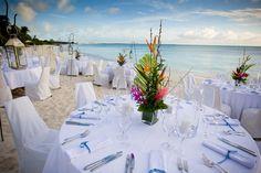 Matrimonio in spiaggia... très chic! #wedding #turksandcaicos #caraibi #nozze #viaggi