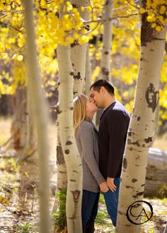 Beautiful Fall Engagement Session | By Christopher Armstrong Photography