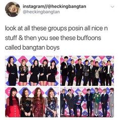 yoongi really just did this cause every other time they performed for gayo he had been sick and unable to attend so he really out there being this extra to commemorate it I'm done Got7 Bambam, Bts Boys, Bts Bangtan Boy, I Love Bts, My Love, Bts Memes Hilarious, Funny Humor, Les Bts, Bts Tweet