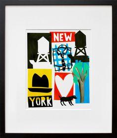 New York Valentine 2, by Tom Slaughter | 20x200