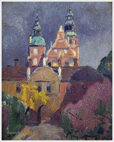Einar Mogens Wegener (1882-1931) - Frederiksborg Slot