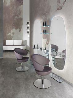 Cosmos Line - Salon Ambience - Hairdressing Furniture - Made In Italy - Produzione e vendita arredamenti per parrucchieri e saloni - Arredamento Barbiere - Salon Equipment - Arredamenti Per Parrucchieri