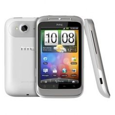 Just Pay AUD199.00 And Get HTC A510A Wildfire S Unlocked NextG Compatible Phone-White with GST Tax Invoice from Electronic bazaar AU.