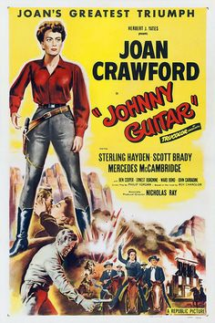 Johnny Guitar Movie Poster