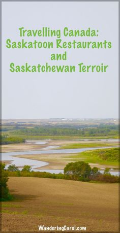 Looking for Saskatoon restaurants that offer a true culinary experience? Here's how to savour some Saskatchewan terroir in this Canadian prairie province. Travel Guides, Travel Tips, Travel Stuff, Discover Canada, Canada Destinations, Canadian Travel, Visit Canada, Nature Images, Ultimate Travel