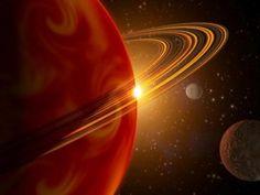 Satürn Gezegeni