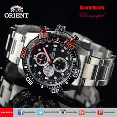 Check out the new arrival of orient sporty quartz watch... #orientwatch #orientwatches #wristwatch #CHRONOGRAPH #SPORT #QUARTZ #luxury #fashion #watch #watches #orient #online #juma #jumajordan #jumastore #amman #jordan #jo #الأردن #ساعات #اورينت  https://goo.gl/1C0qfB