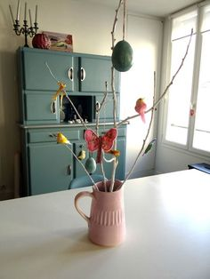 DIY arbre de printemps by Loulou Addict