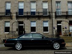 Used 1998 Bentley Continental R TBO for sale in Scotland | Pistonheads