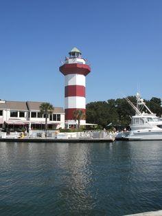 Sea Pines Lighthouse on Hilton Head