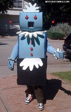 Rosie the Robot Costume