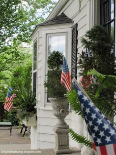 9f93cb62a64 the simplest july 4th decor America Independence Day