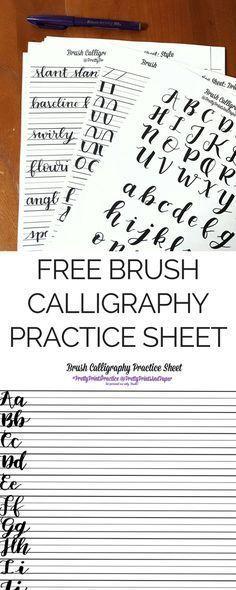 Sharing some updates and a free brush calligraphy practice sheet with my script - Bullet Journaling - Calligraphy Tutorial, Hand Lettering Tutorial, How To Write Calligraphy, Calligraphy Handwriting, Cursive, Penmanship, Brush Calligraphy Alphabet, Calligraphy Paper, Islamic Calligraphy