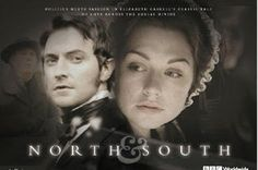 North and South BBC | luxo definitivo: North and South---BBC Série