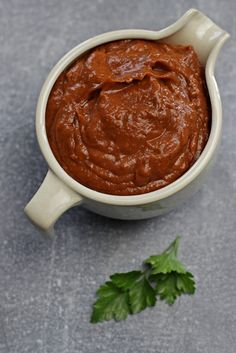 Polish Recipes, Chutney, Food Inspiration, Peanut Butter, Grilling, Good Food, Spices, Food And Drink, Treats