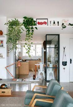Room Decor Bedroom, Living Room Decor, Living Spaces, Small Living Dining, Trendy Home, Home And Deco, New Room, Home Decor Inspiration, Decor Ideas
