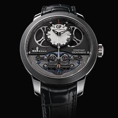 Watchmaker Girard-Perregaux's Constant Force Escapement Is a Mechanical Work of Art