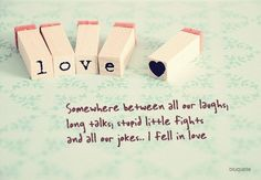 31 lovely quotes about love | Laugh.Love.Live
