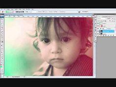 Photoshop Tutorial: Light Leak Effect