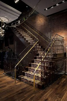 Image Result For Amuneal Ted Baker Feature Stairway
