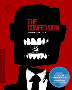 The Confession (1970)   The master of the political thriller, Costa-Gavras, became an instant phenomenon after the mammoth success of Z, and he quickly followed it with the perhaps even more riveting The Confession.  #TheConfession #Bluray #TheCriterionCollection