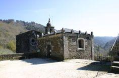 Deputación de A Coruña :: Mosteiro de Caaveiro (A Capela)