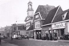 T.C. Stellema op de Legeweg in Dokkum