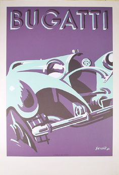 Bugatti Posters