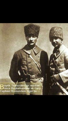 Atatürk Republic Of Turkey, The Republic, Turkish Army, The Turk, Great Leaders, World Peace, Ottoman Empire, Revolutionaries, Father