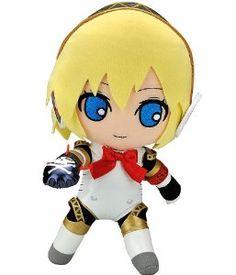 Persona 3 Aegis Nendoroid Plus Plushie Series 18 Plush Doll