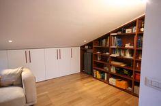 attic storage idea