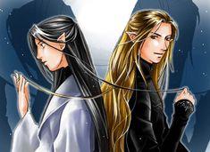 Erestor and Glorfindel