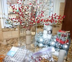 Super simple decorating for the holidays!