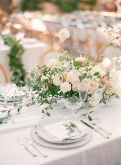 Natural   Elegant Holman Ranch Wedding