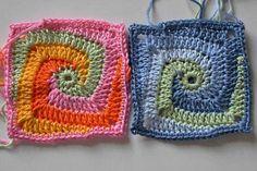 renkli tığ işi motif örnekleri