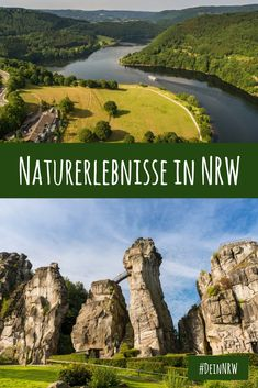 Your NRW is so green: Here you will find numerous nature parks and a national park, forests, rivers, meadows and forests. Take a look at our excursion tips and holiday ideas for a nature experience in NRW. © Dominik Ketz, Tourism NRW e. Places To Travel, Places To See, Travel Destinations, Parc National, National Parks, Parcs, Outdoor Travel, Family Travel, Road Trip