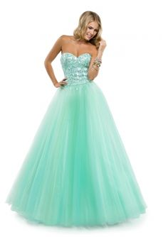 Formal ball gown dresses - 3 PHOTO!